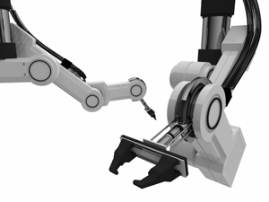 image of robot arm
